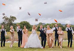View Wedding Party Portfolio