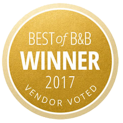 Best of Borrowed and Blue Winner 2017
