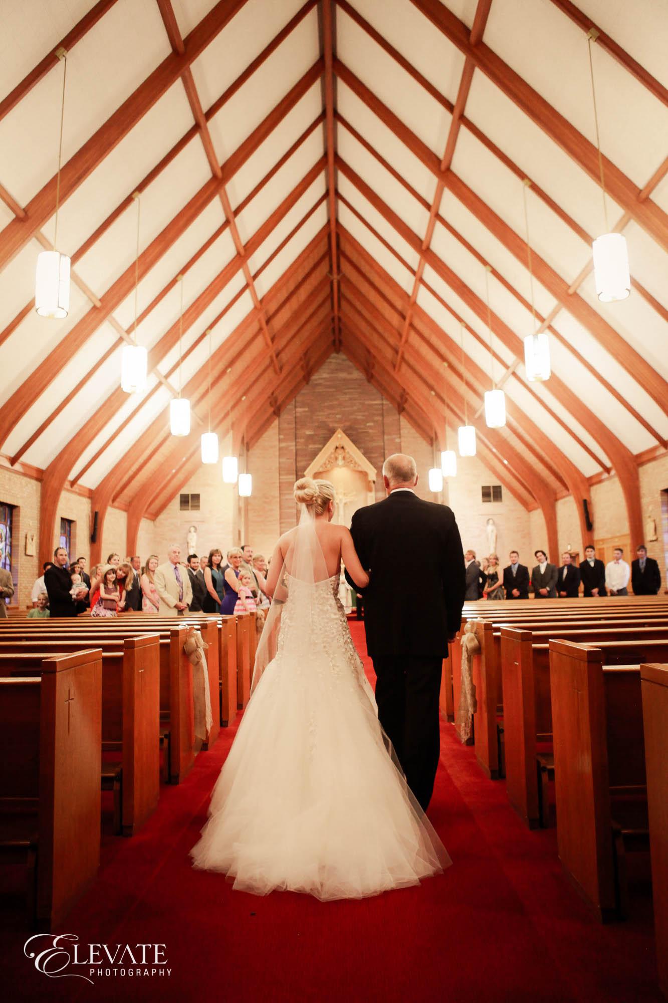 colorado springs wedding st paul catholic