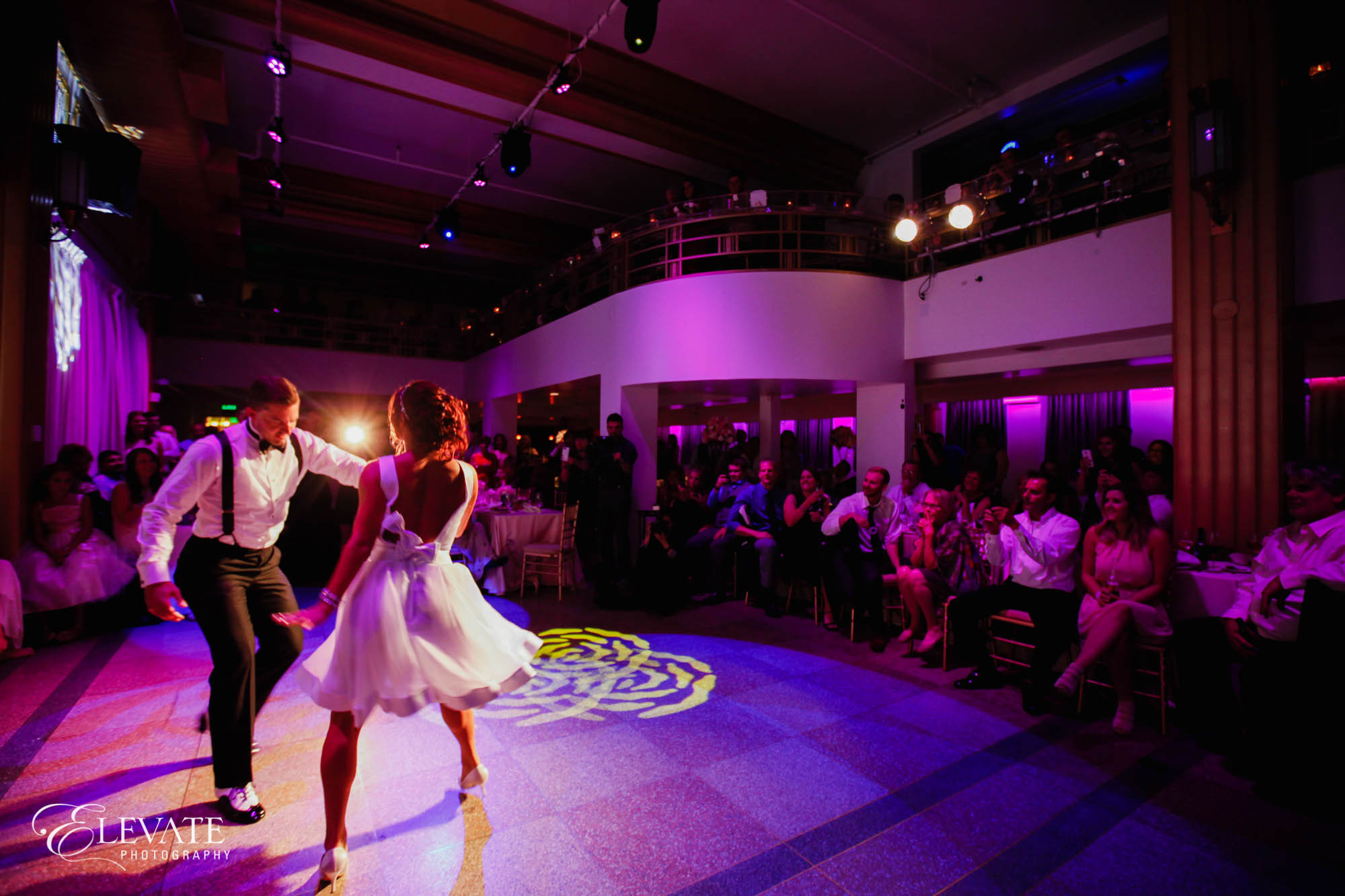 wedding reception dance colorado springs
