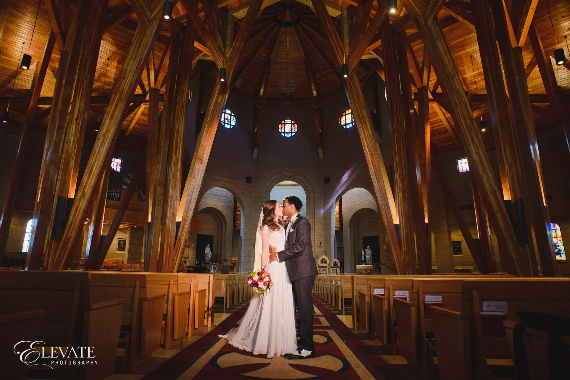 aurora wedding ceremony