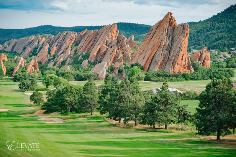 Roxborough landscape at Arrowhead