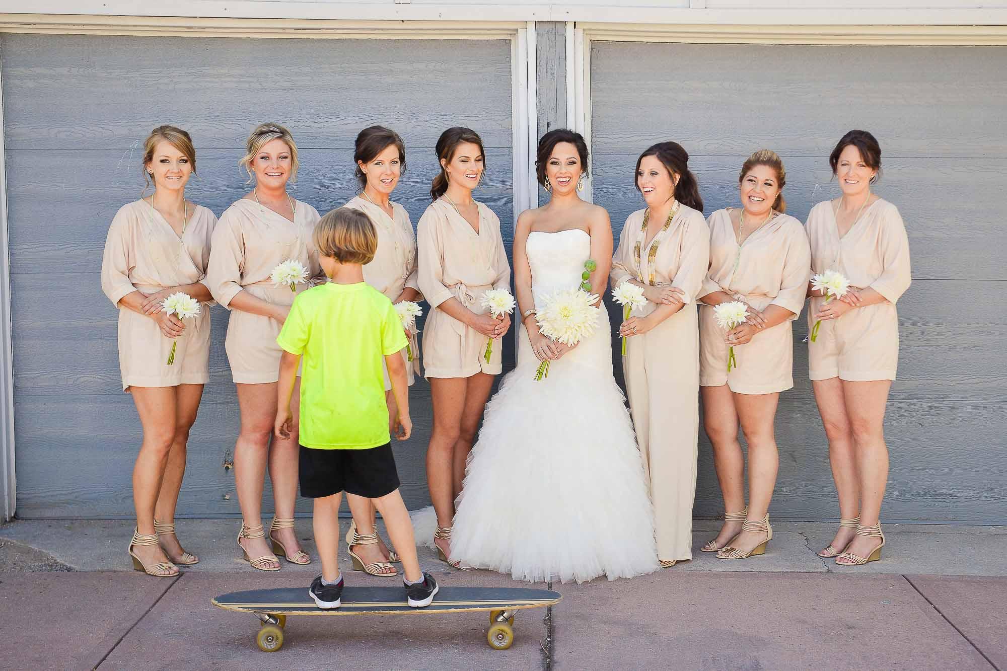 Bridesmaids in Denver