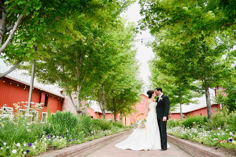 couple on walkway
