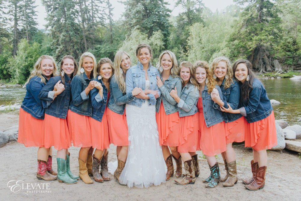 bridesmaids Beaver Creek