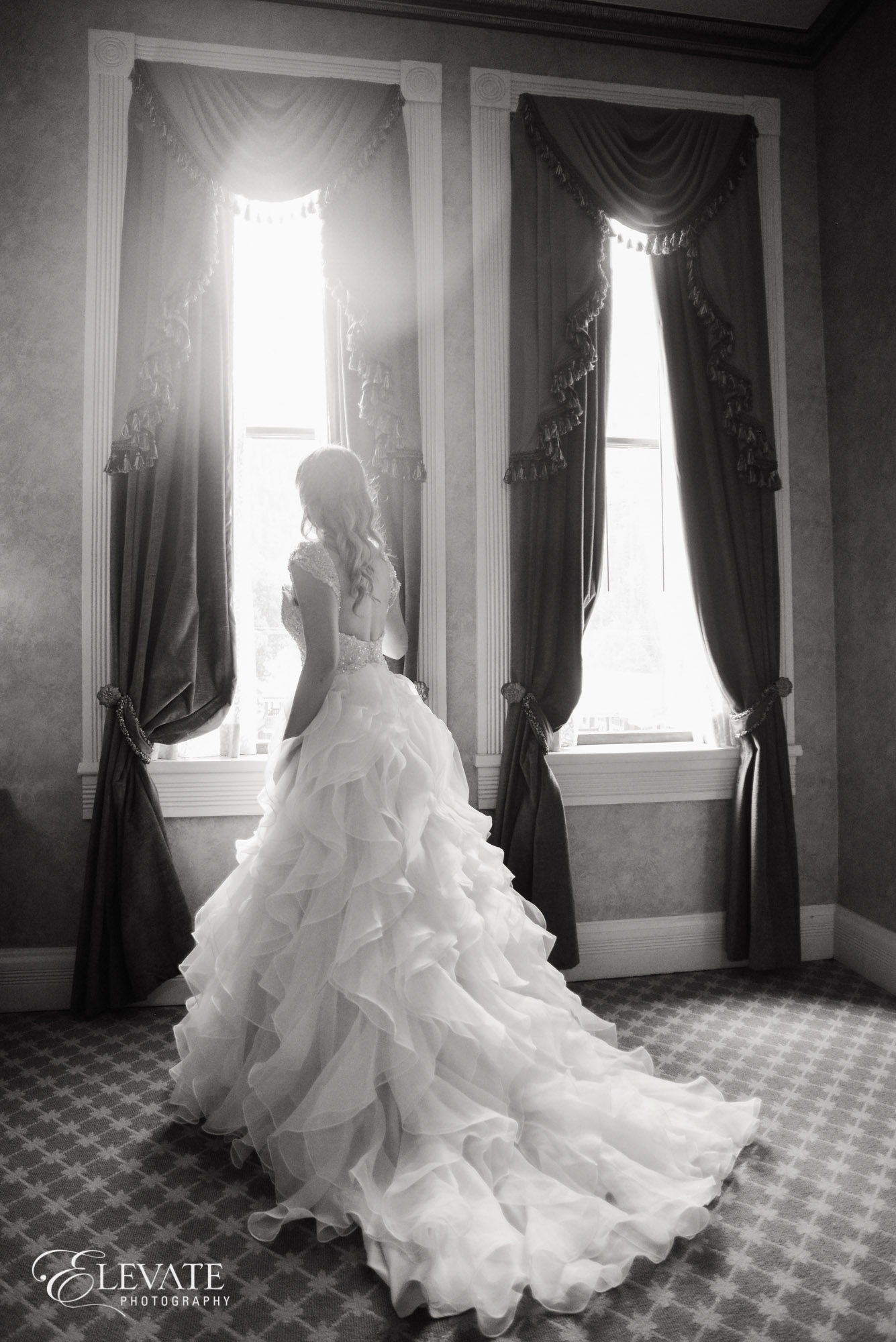 bride beaumont hotel