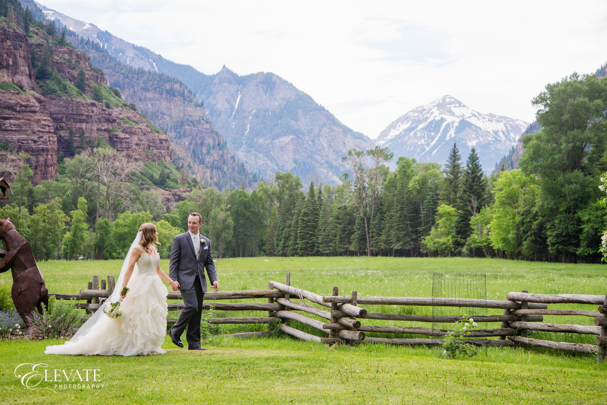 mountain telluride wedding
