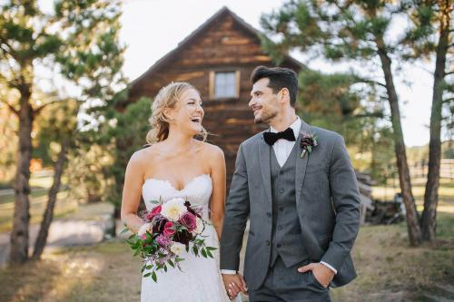 denver wedding spruce mountain ranch by elevate photography