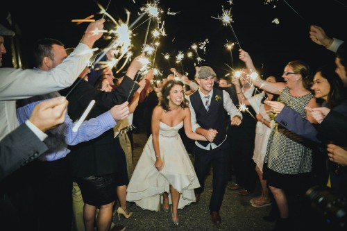 grand exit sparklers
