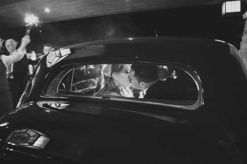 classic grand exit limo sparklers