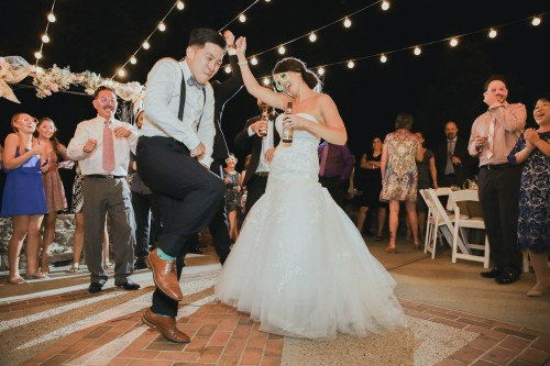 first dance outside