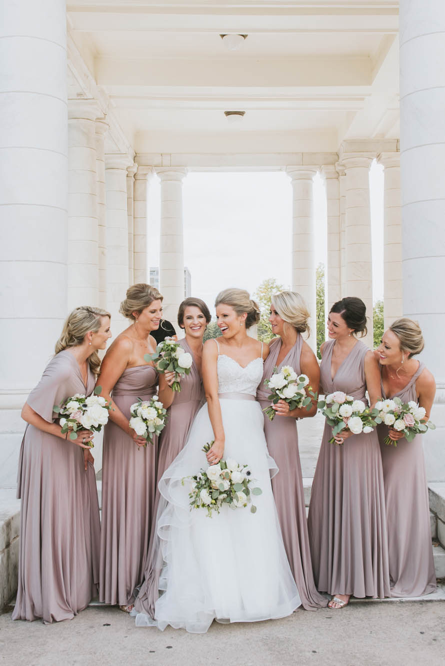 Wedding Party - Elevate Photography