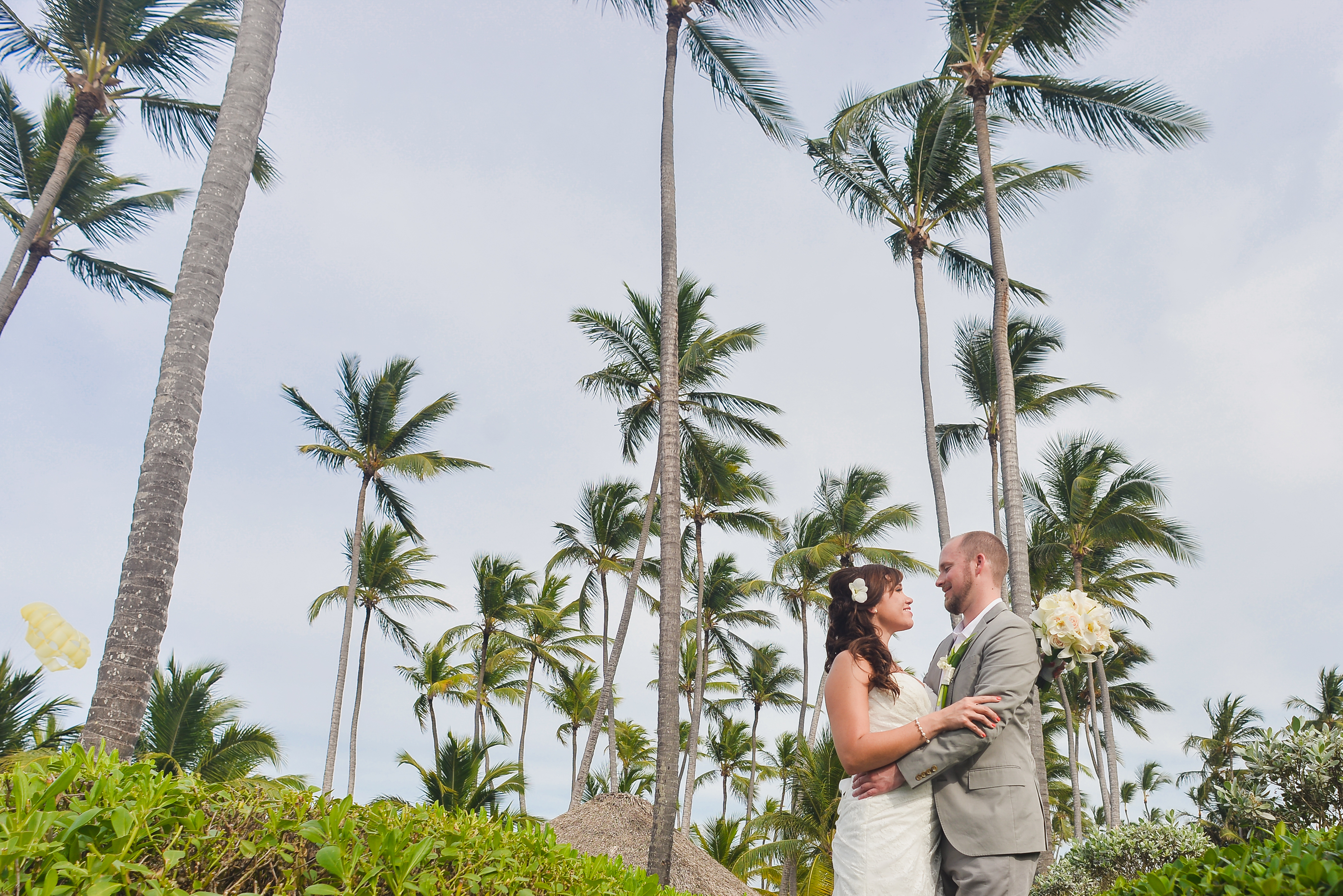 Secrets Royal Beach Punta Cana Wedding Photos