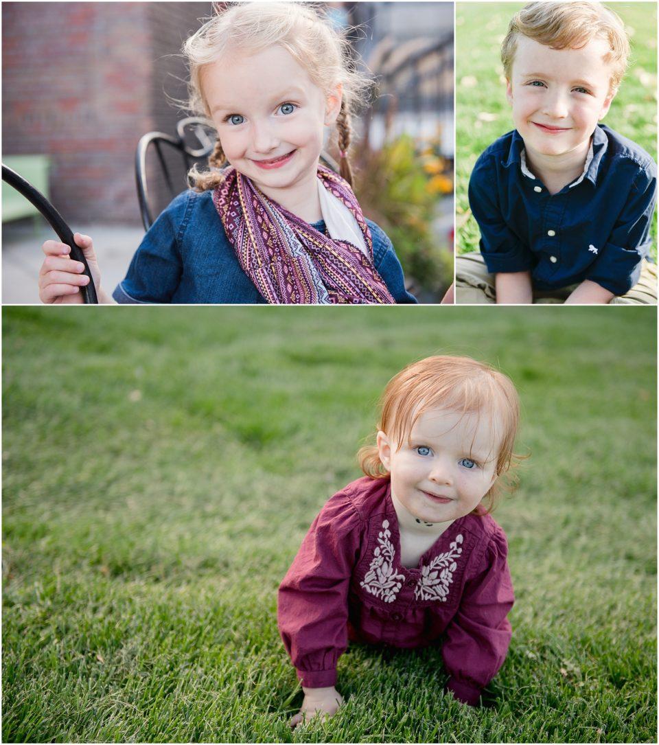 Downtown Denver Family Photos - Denver