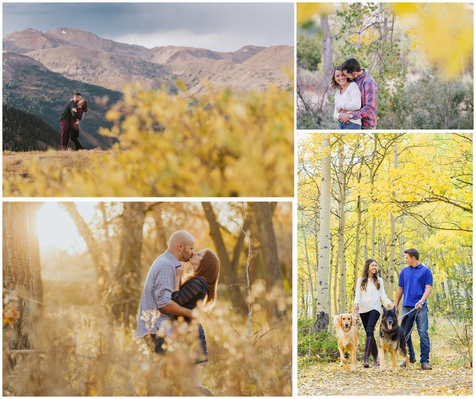 fall color engagement