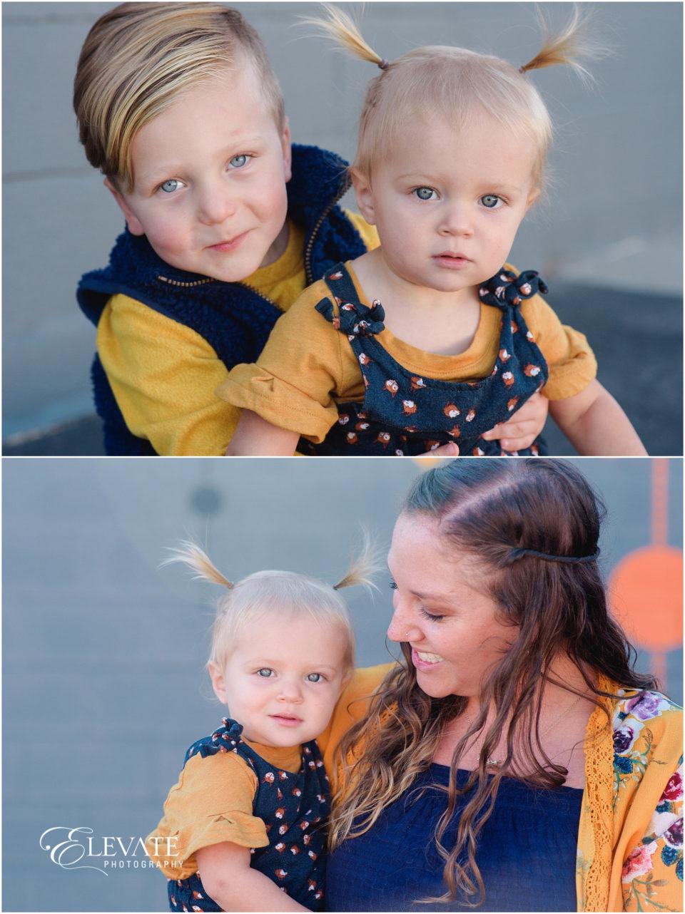RiNo Denver Urban Family Photos