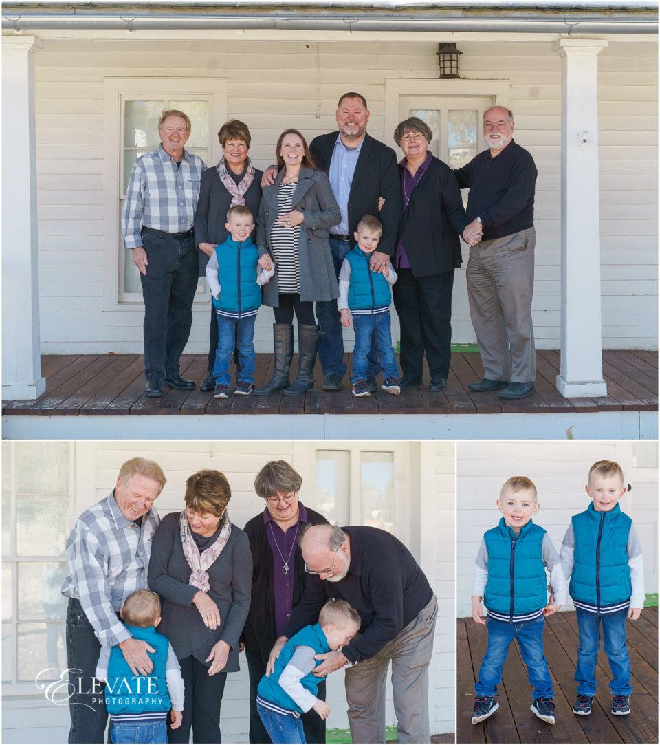 17 Mile House Farm Park Family Photos
