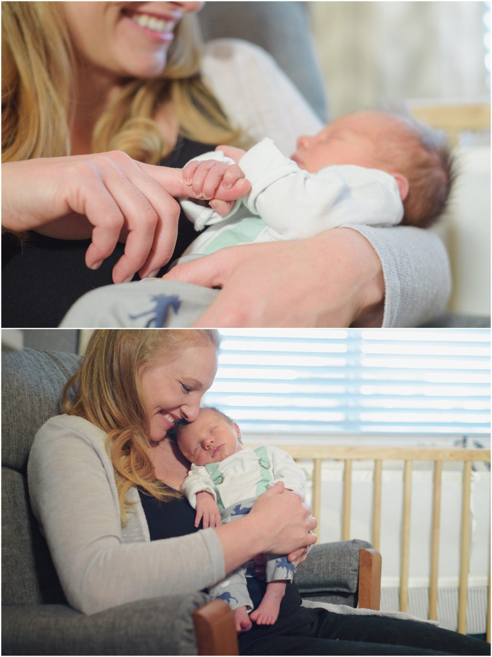Thornton In Home Newborn Photos
