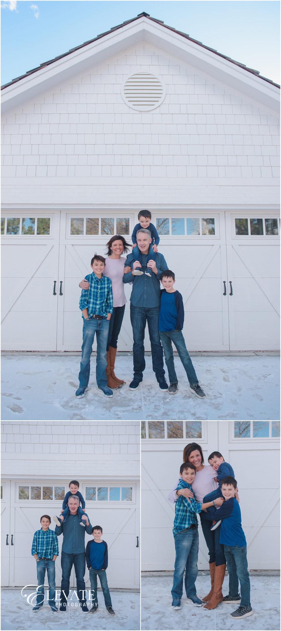 Denver In Home Family Photos