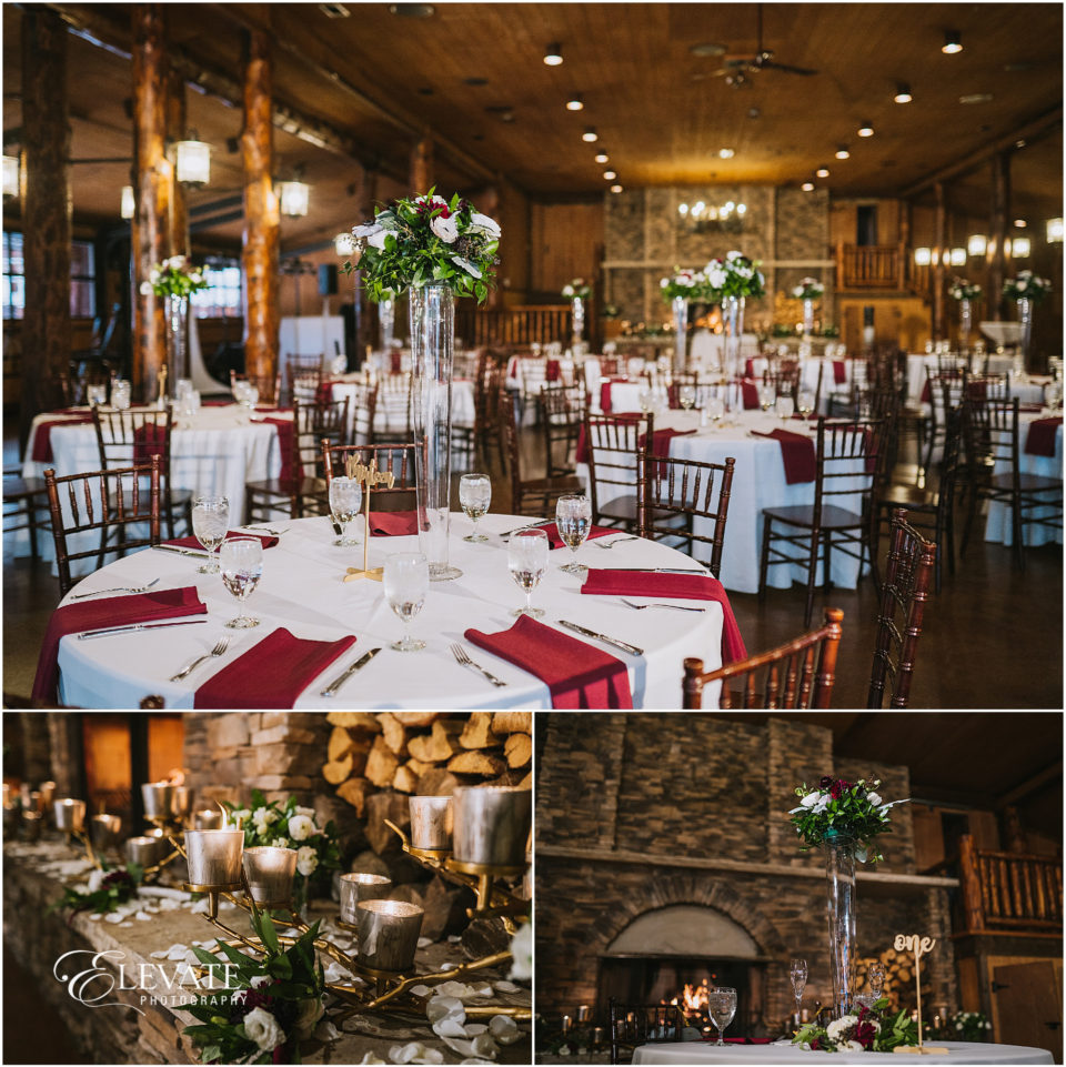 Spruce Mountain Ranch Winter Wedding