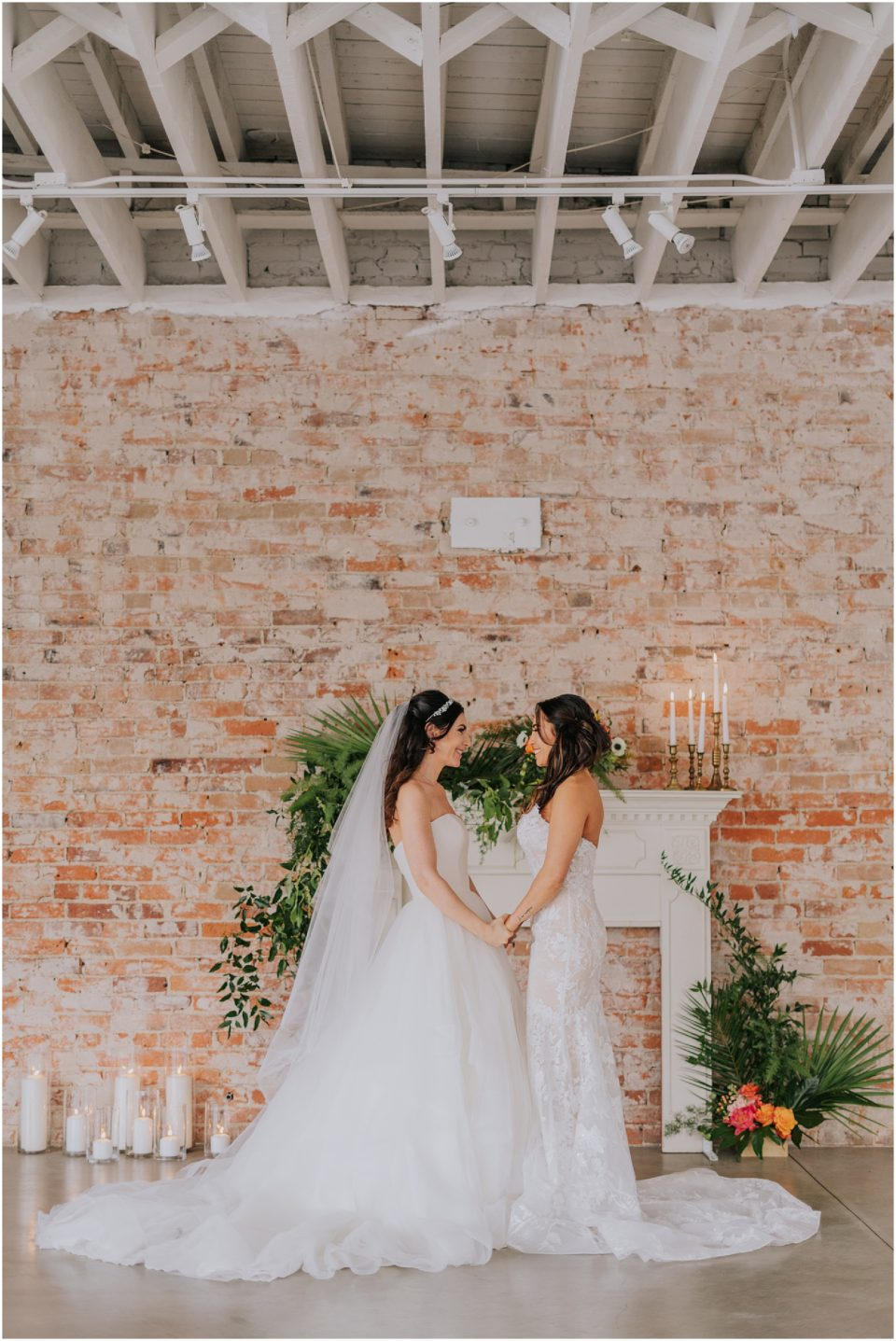wedding ceremony gay wedding