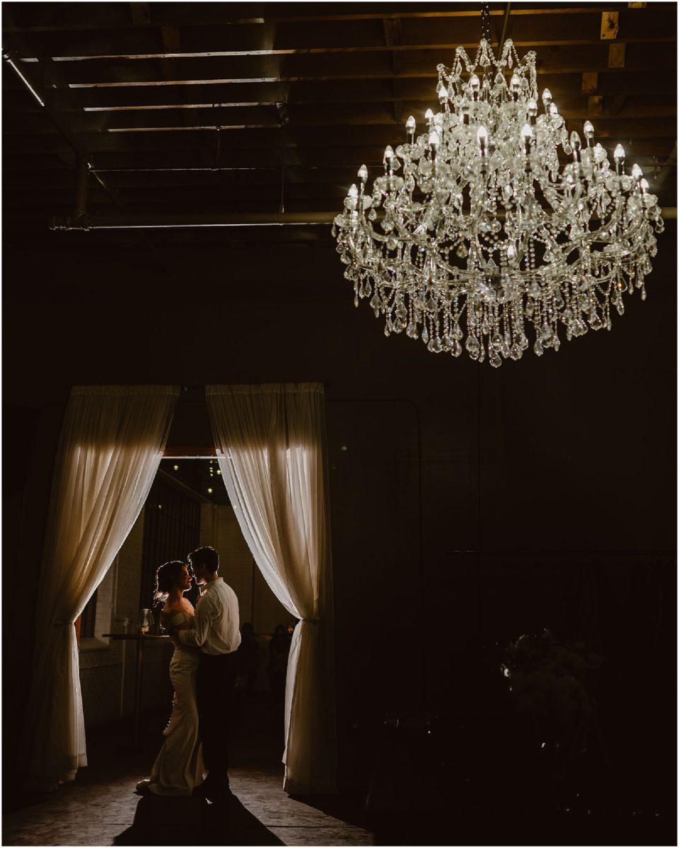 moss denver chandelier